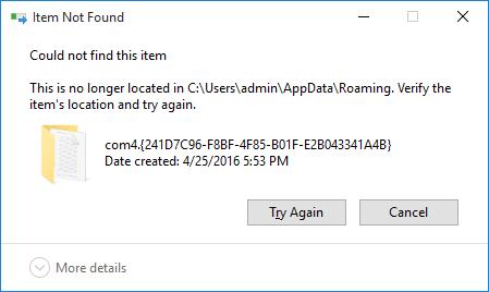 Троян использует «режим Бога» Windows, чтобы спрятаться в системе - 4