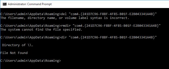 Троян использует «режим Бога» Windows, чтобы спрятаться в системе - 5