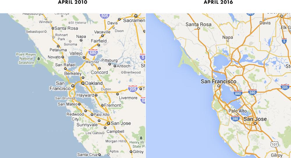 Что случилось с Google Maps? - 20
