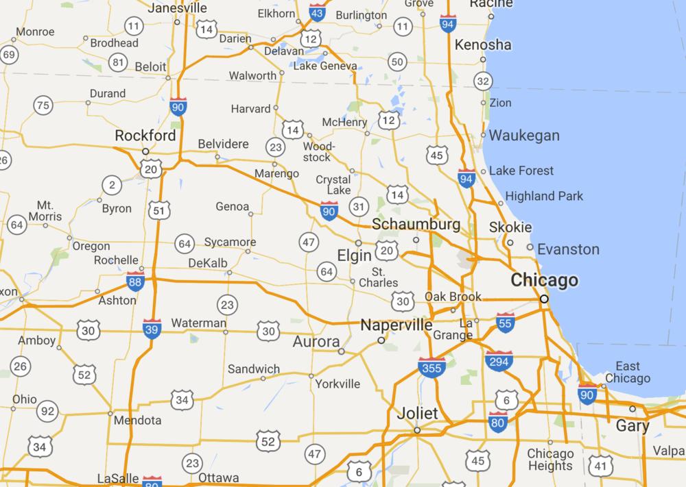 Что случилось с Google Maps? - 32