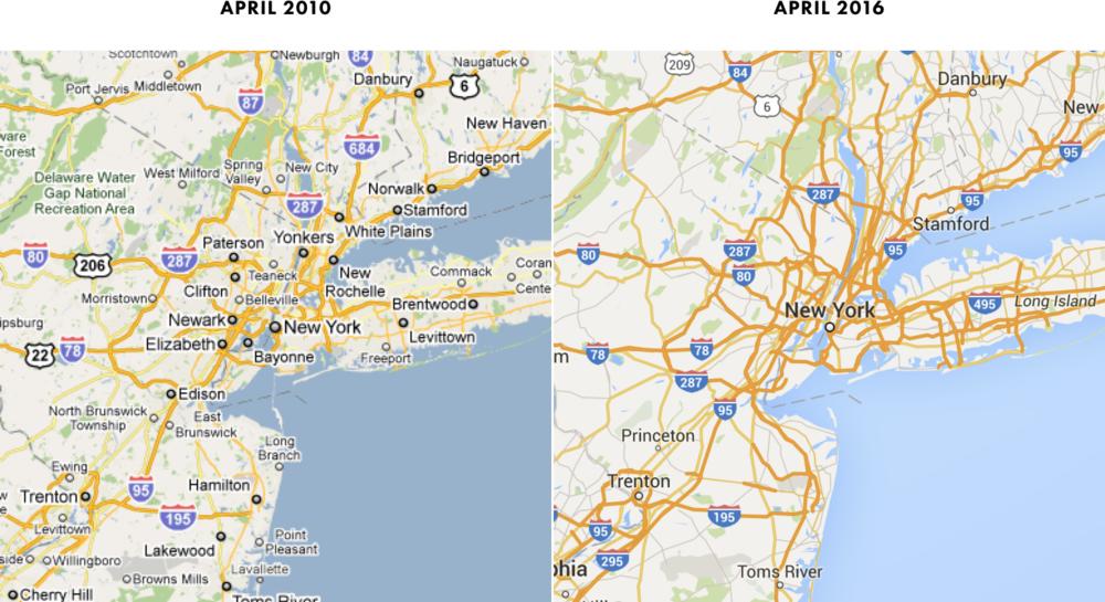 Что случилось с Google Maps? - 9