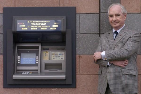 Изобретатель банкомата заработал на своей идее $15 за 50 лет - 2
