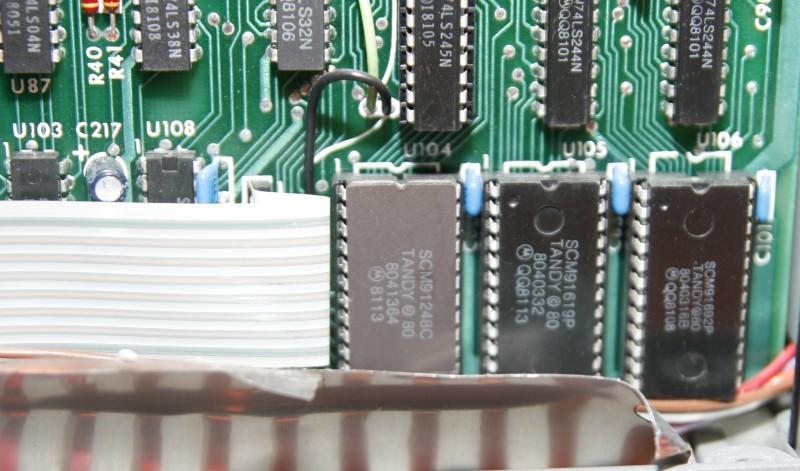Tandy TRS-80 Model III от Radio Shack - 17