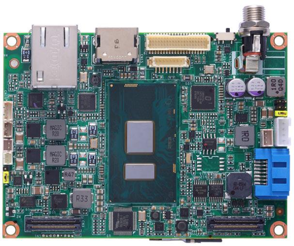 Плата Axiomtek PICO500 предназначена для встраиваемых систем
