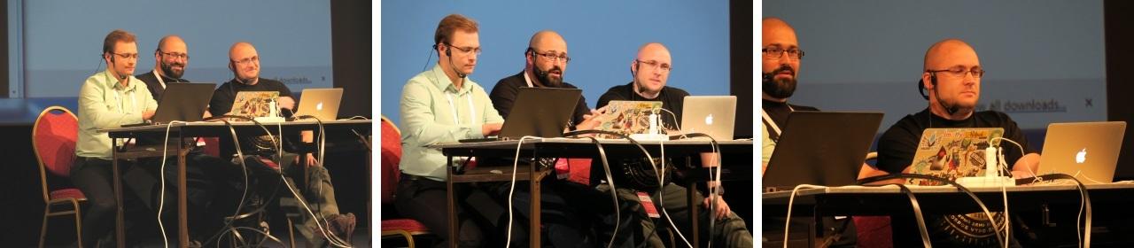 Обзор Java-конференции JPoint 2016 - 11