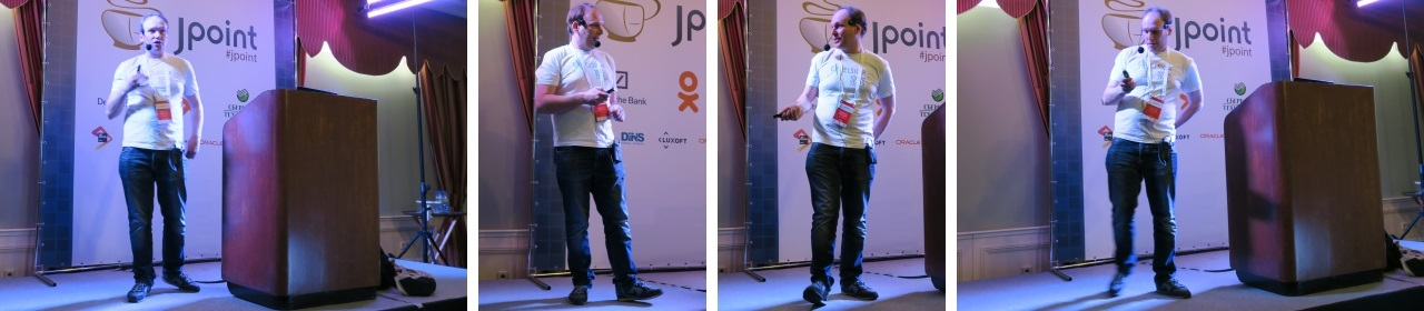 Обзор Java-конференции JPoint 2016 - 18