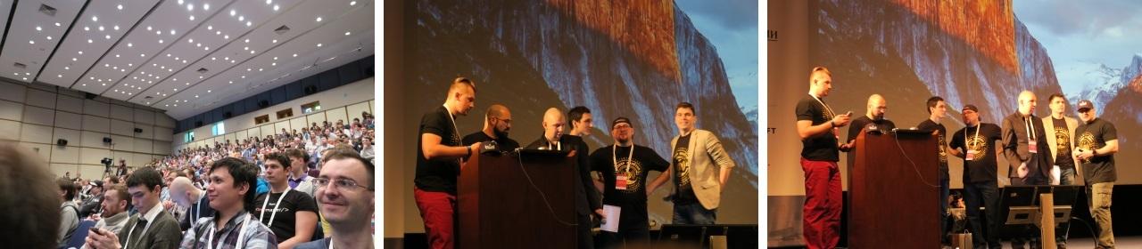Обзор Java-конференции JPoint 2016 - 6