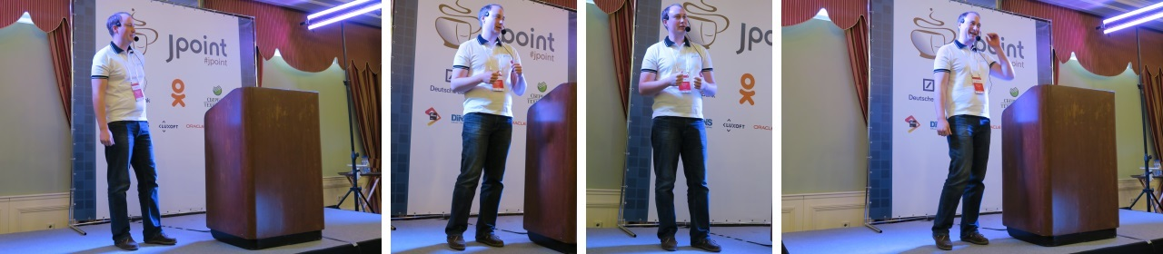 Обзор Java-конференции JPoint 2016 - 8