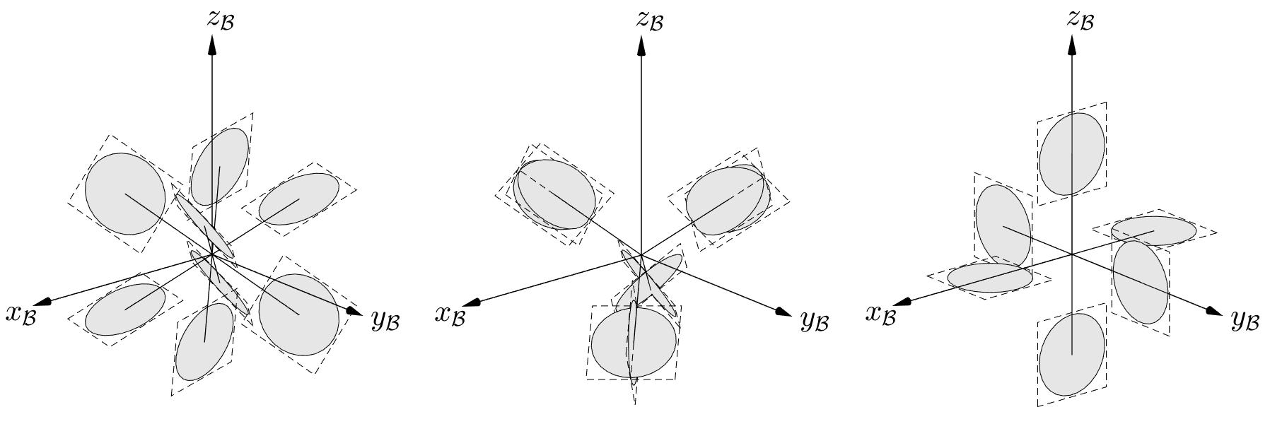 Первый в мире асимметричный дрон с одной подвижной частью - 7