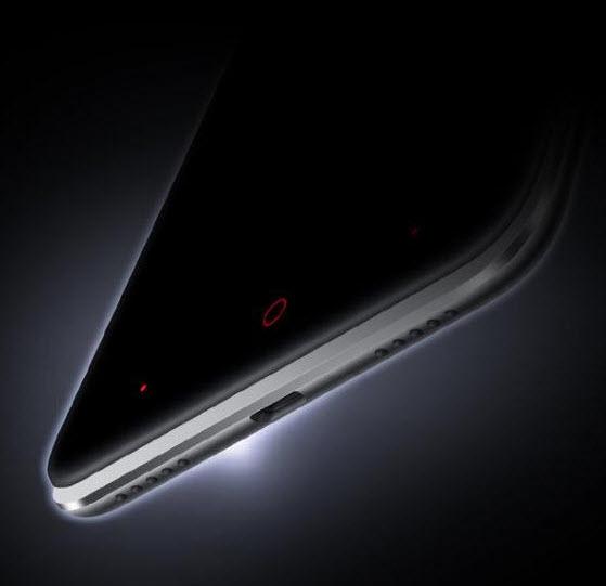 Смартфон QiKU 360 N4 получит «парящий» дисплей