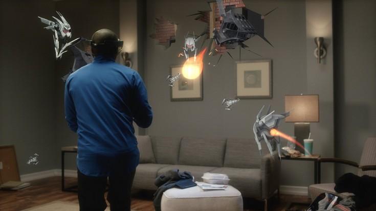 Microsoft HoloLens основан на решении семейства Cherry Trail