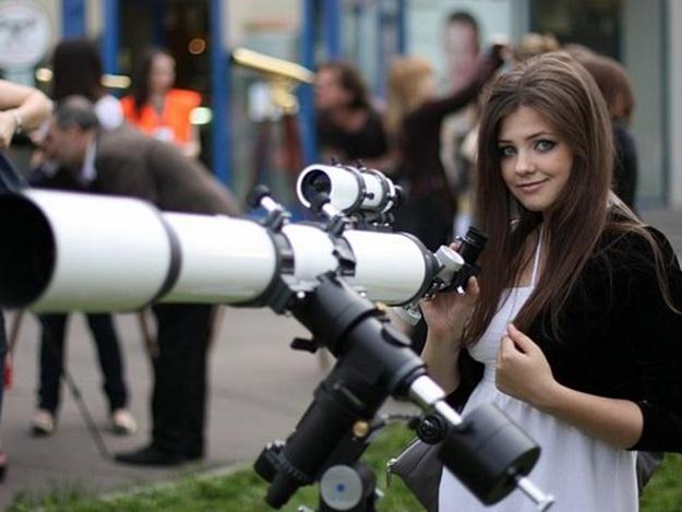 Что будет с глазом, если посмотреть в телескоп на Солнце? - 1