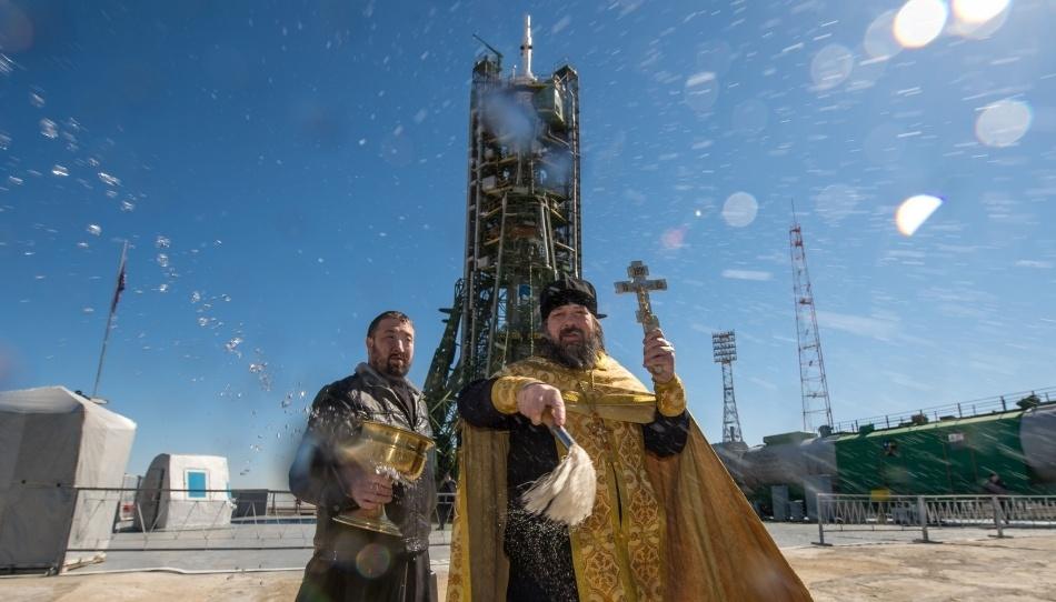 Религия, суеверия и космос - 1