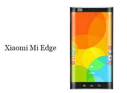 Смартфоны Xiaomi Mi Edge и Huawei Mate Edge с изогнутыми дисплеями ожидаются в сентябре