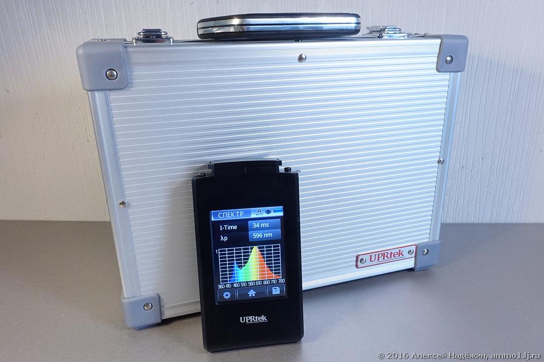 Спектрометр UPRtek MK350N - 13