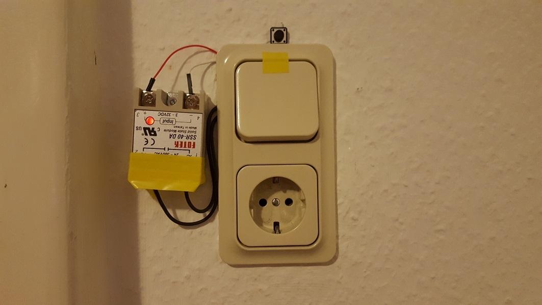 Умный WiFi выключатель света - 5