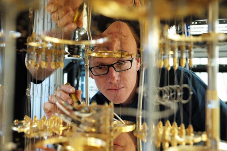 Пользователи могут экспериментировать с квантовыми вычислениями