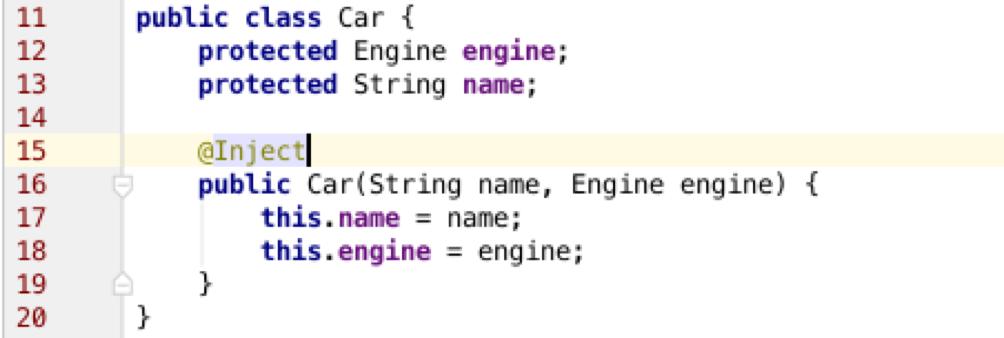 Dagger 2. Лечим зависимости по методике Google - 11