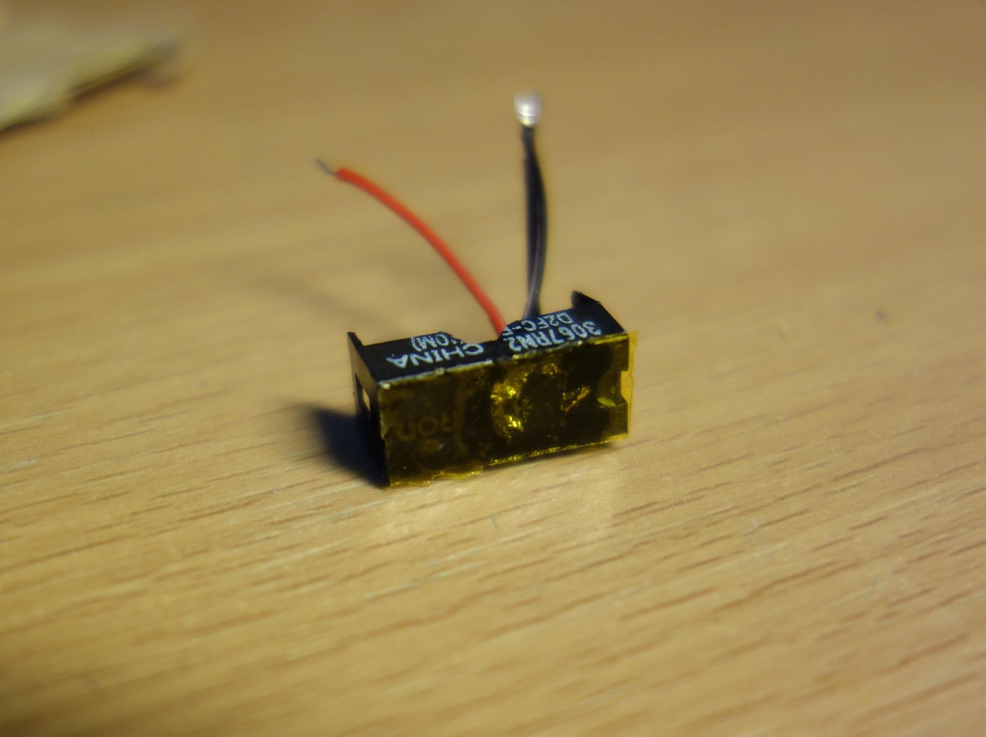Как скрестить мышку с компасом, или снова о Logitech - 3