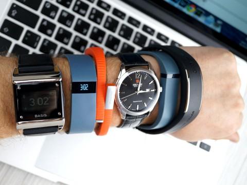 В Европе больше жалуют умные часы, чем трекеры активности