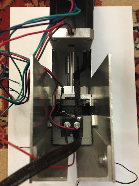 Самодельный 3D принтер на SCARA механике, v3 - 4