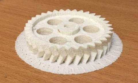 Самодельный 3D принтер на SCARA механике, v3 - 6