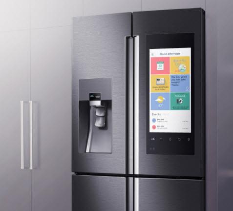 Холодильник Samsung Family Hub поступил в продажу по цене $5800