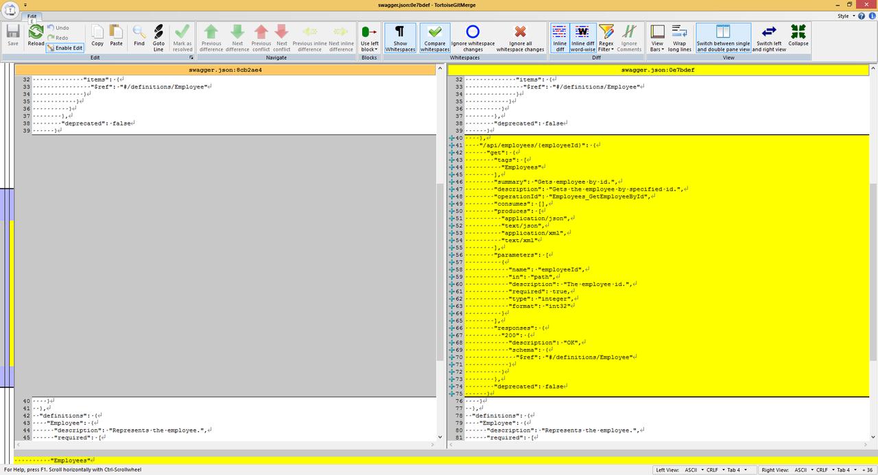 На пути к полной типизации с TypeScript, Swashbuckle и AutoRest - 3