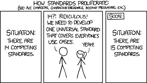 Нужен ли стандарт разработки? - 2