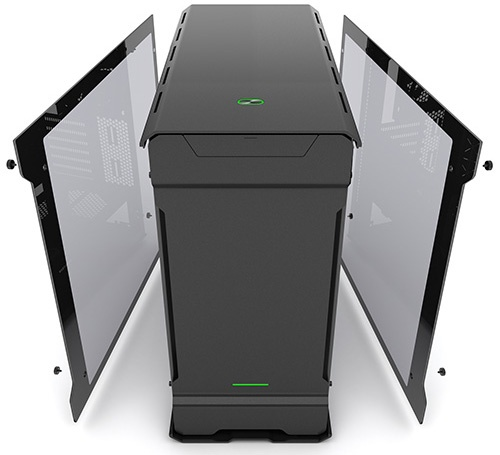 Phanteks Evolv ATX Tempered Glass Edition