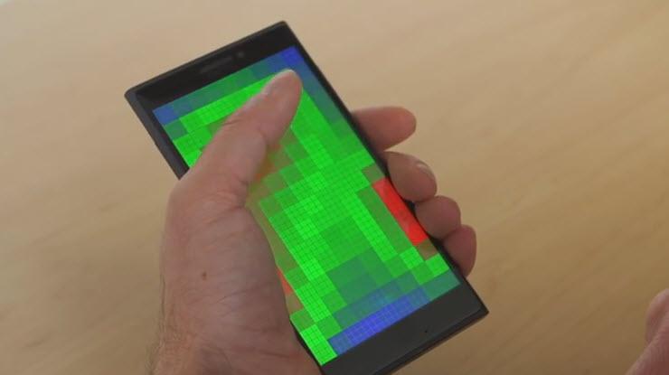 Пользователи Windows Phone могут получить возможность управлять смартфоном, не касаясь дисплея