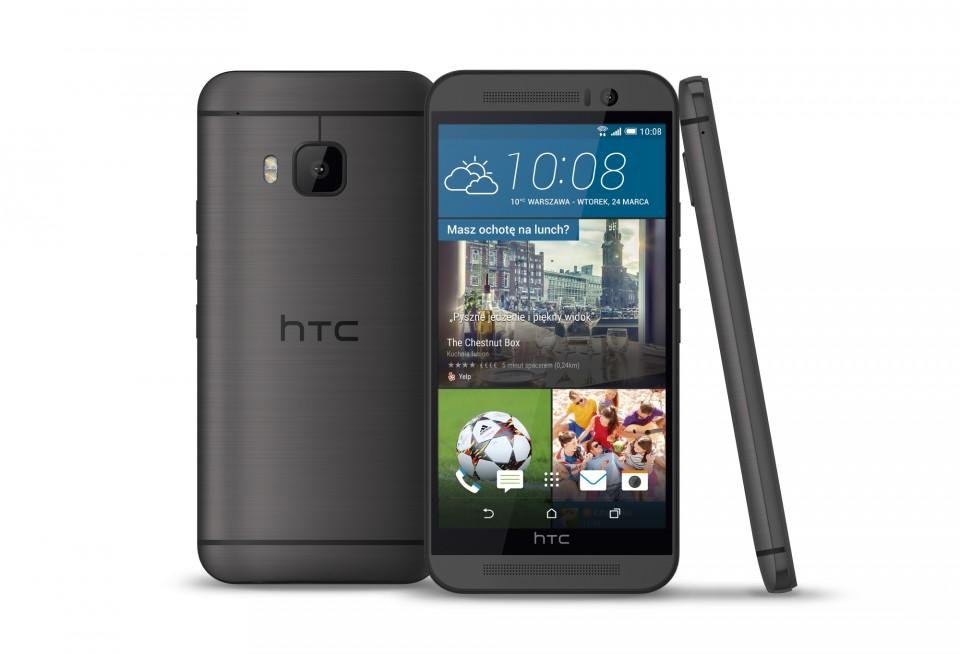 В Европе состоялся выход смартфона HTC One M9 Prime Camera Edition