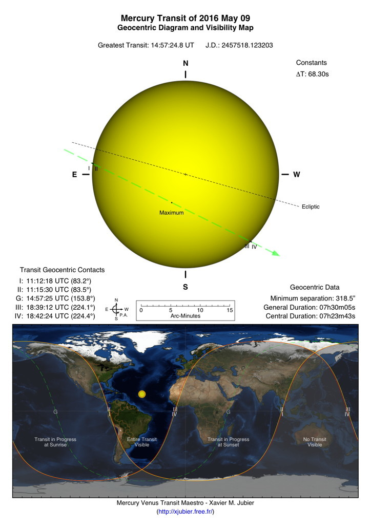 В мае не забудьте об астрономии - 3
