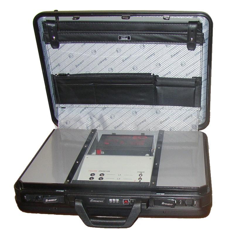 В России разработали «чемоданчик Джеймса Бонда» с глушилкой GSM - 1