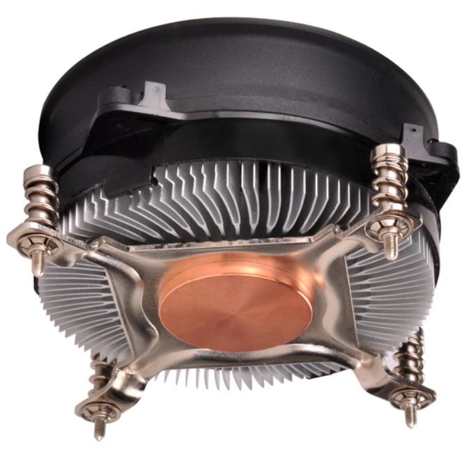 Конструкция Nitrogon NT08-115X включает медное основание