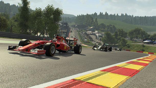 F1 2015: новый уровень реалистичности на PC - 2