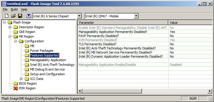 Как включить Intel AMT, если производитель это «забыл» - 6