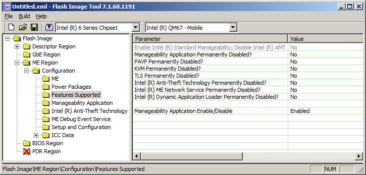 Как включить Intel AMT, если производитель это «забыл» - 7