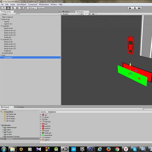 Пример создания простой 2D игры для Android с использованием игрового движка Unity - 15
