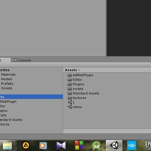 Пример создания простой 2D игры для Android с использованием игрового движка Unity - 2