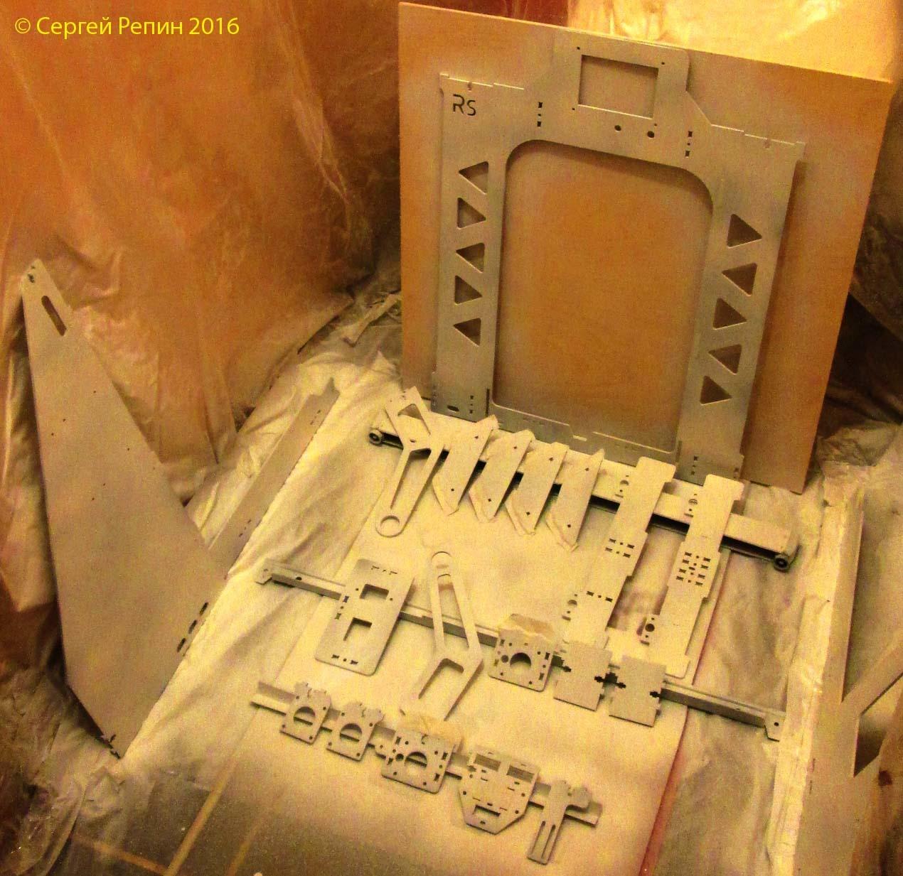 Создание 3D принтера юным инженером — каково это? - 5