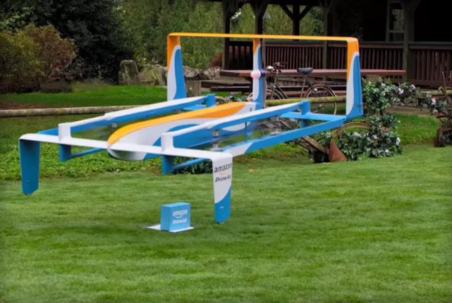 Европейские специалисты научат дроны Amazon видеть всё