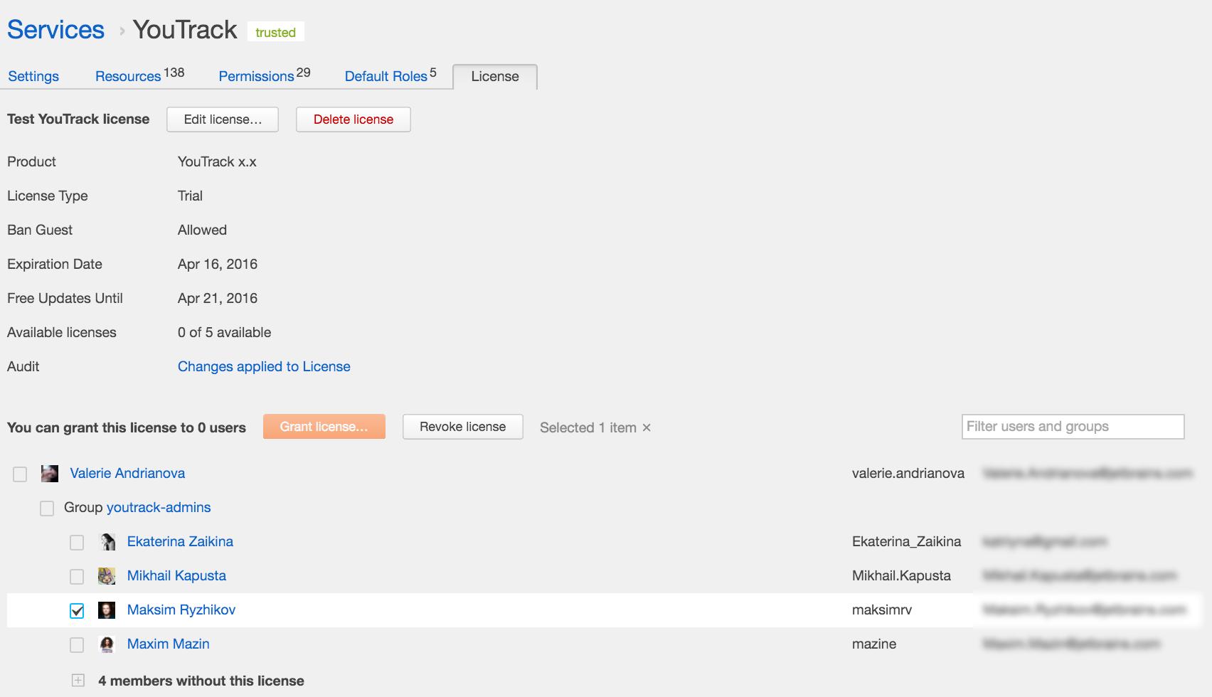 Hub 2.0: связующее звено для командных продуктов JetBrains - 4