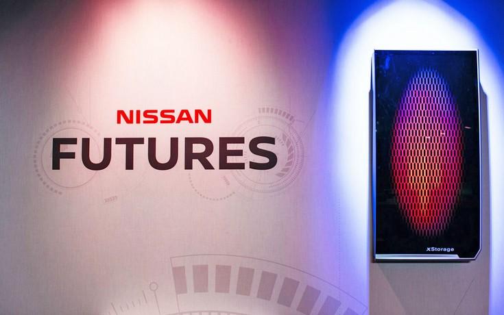 Аккумулятор Nissan xStorage стоит 4000 евро
