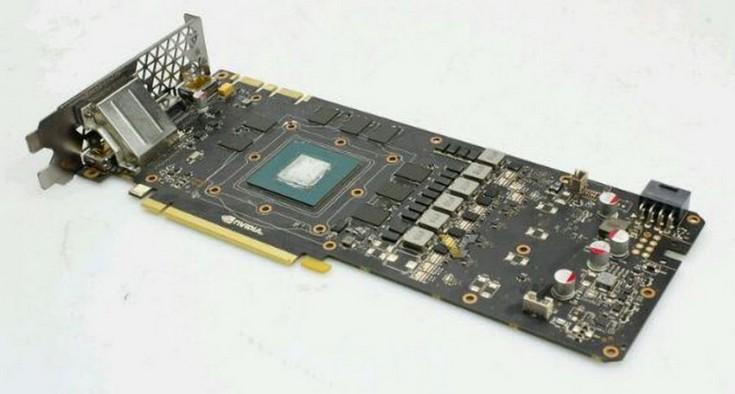 Видеокарта GeForce GTX 1080 требует подключения только одного разъёма дополнительного питания