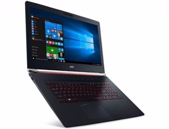 Поступил в продажу мощный ноутбук Acer Aspire Nitro Black V17