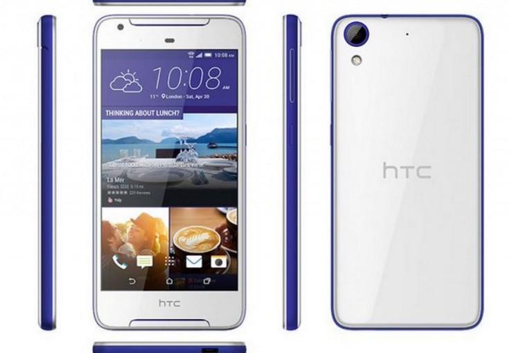 Смартфон HTC Desire 628 получит слабый аккумулятор
