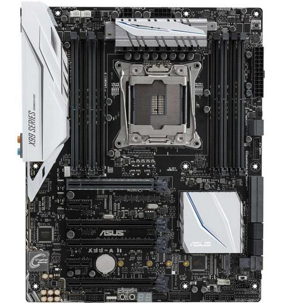 Asus показала платы X99-E, X99 A-II, X99 Deluxe-II и ROG Strix X99 Gaming