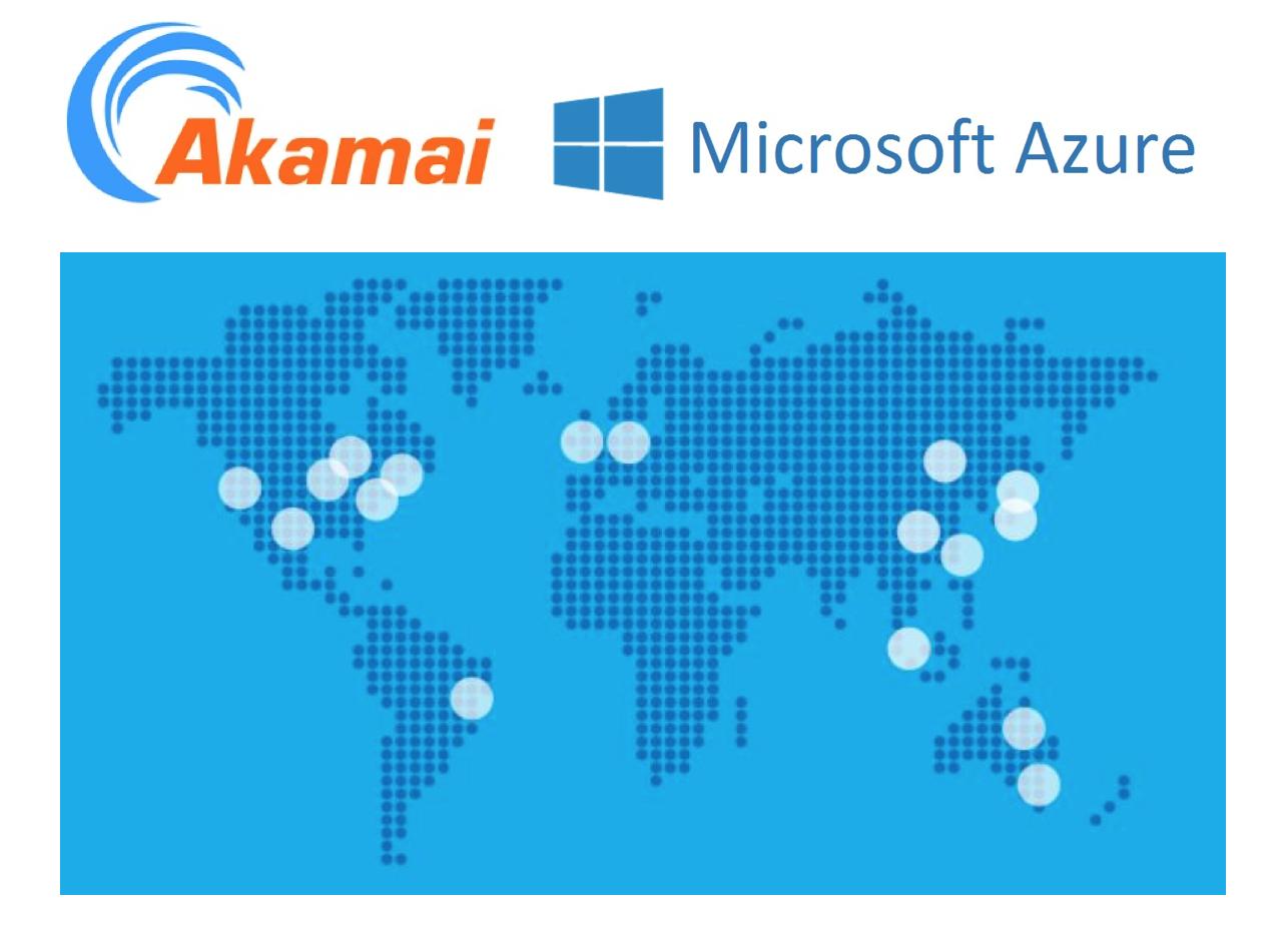 Content Delivery Network от Akamai стал доступен пользователям Azure - 1