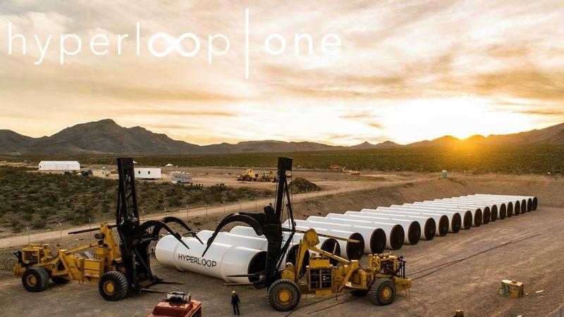 Hyperloop планирует провести испытания первого участка уже сегодня [UPD: тестирование прошло успешно] - 1